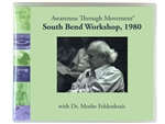 South Bend Workshop DVD Set with Moshe Feldenkrais