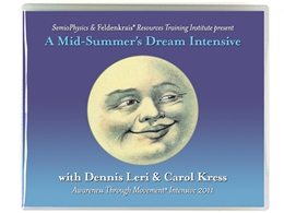 a Mid-Summer's Dream Intensive