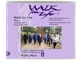 Walk for Life DVD Set with Ruthy Alon