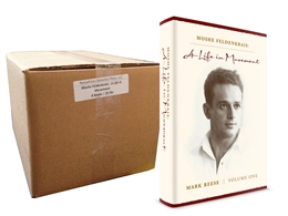 Moshe Feldenkrais: A Life in Movement (Case of 8 Books)<br/> by Mark Reese