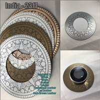 Nest Decorative India Style Thermostat Wall Plate