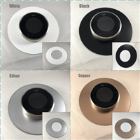 Nest Decorative Round Thermostat Wall Plate