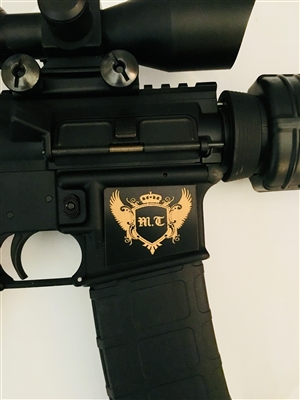 AR15 - Coat of Arms - Crown