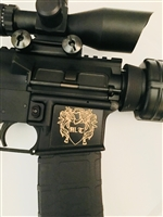 AR15 - Coat of Arms - Dark Knight