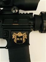 AR15 - Coat of Arms - White Knight