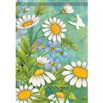 Misty Garden Decorative Garden Flag