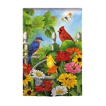 Jewels of Summer Decorative Garden Flag