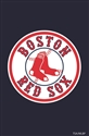 Boston Red Sox Applique Garden Flag