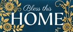 Bless This Home Sassafras Insert Mat