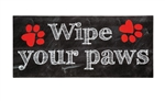 Wipe Your Paws Sassafras Insert Mat