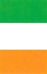 Flag of Ireland Handcrafted Full-Size House Flag