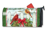 Winter Splendor MailWraps Mailbox Cover