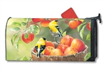 Apple Harvest Friends MailWraps Mailbox Cover