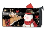 Nose to Nose MailWraps Mailbox Cover