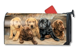 Bundles of Cuteness MailWraps Mailbox Cover