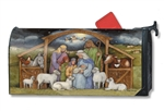 Holy Family MailWraps Magnetic Mailbox Cover