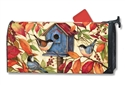 Welcome Neighbors MailWraps Magnetic Mailbox Cover