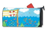 Big Boats MailWraps Mailbox Cover