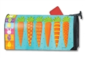 Bunny Delight MailWraps Mailbox Cover