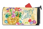 Easter Beauty MailWraps Mailbox Cover