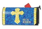 Mosaic Cross MailWraps Mailbox Cover