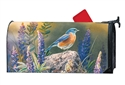Flower Watching MailWraps Mailbox Cover