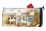 Time to Relax MailWraps Mailbox Cover
