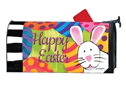 Time To Hide The Eggs MailWraps Mailbox Cover