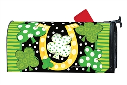 Luck of the Irish  MailWraps Mailbox Cover