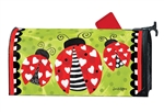 Love Bug MailWraps Mailbox Cover