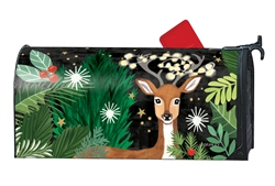 Comfort and Joy MailWraps Mailbox Cover