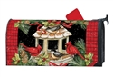 Christmas Dinner MailWraps Mailbox Cover