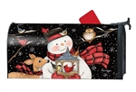 Gathering of Friends MailWraps Mailbox Cover