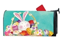 Easter Basket MailWraps Mailbox Cover