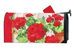 Ladies in Red MailWraps Mailbox Cover