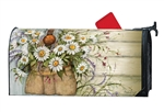 Fresh Picked Daisies MailWraps Mailbox Cover