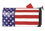 Stars and Stripes Forever MailWraps Mailbox Cover