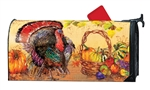 Wild Turkey MailWraps Mailbox Cover