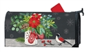 Scandi Christmas MailWraps Mailbox Cover