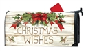 Christmas Wishes MailWraps Mailbox Cover