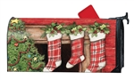Christmas Tree MailWraps Mailbox Cover