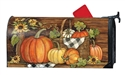 Harvest Gathering MailWraps Mailbox Cover