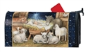 Joy to the World MailWraps Mailbox Cover