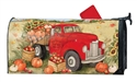 Pumpkin Delivery MailWraps Mailbox Cover