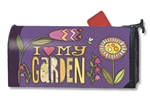 Love My Garden MailWraps Magnetic Mailbox Cover