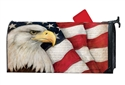 American Eagle MailWraps Mailbox Cover