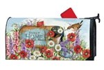 Sweet Home MailWraps Mailbox Cover