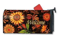 Indian Summer MailWraps Magnetic Mailbox Cover