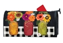 Autumn Blooms MailWraps Mailbox Cover