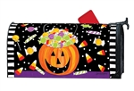 Halloween Candy MailWraps Mailbox Cover